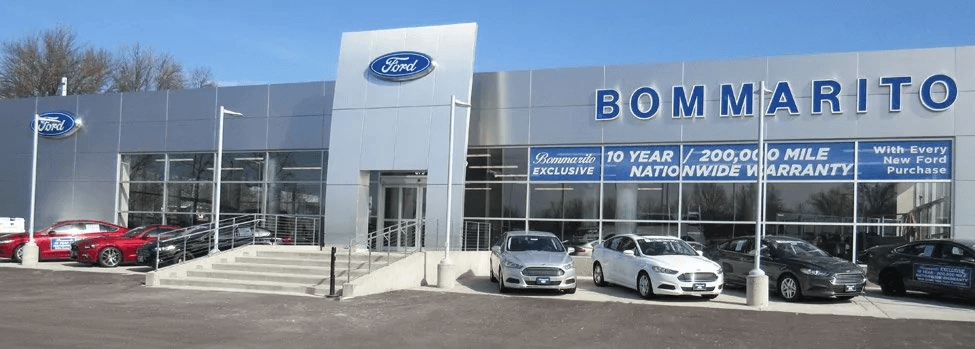 Bommarito Ford Commercial Trucks Vans St Louis Mo