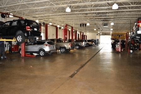 Bommarito Ford Auto Service | Hazelwood & St  Louis, MO